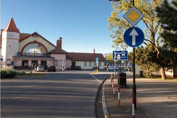 Dworzec PKP w Kołobrzegu będzie remontowany